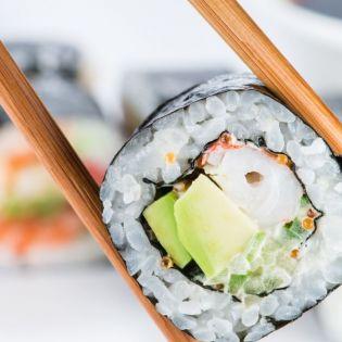 Maki surimi concombre fromage fleury michon marmiton recette