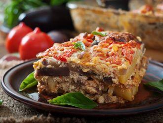 Moussaka boeuf aubergines fleury michon marmiton recette