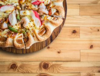 Pizza surimi crevettes fleury michon marmiton recette