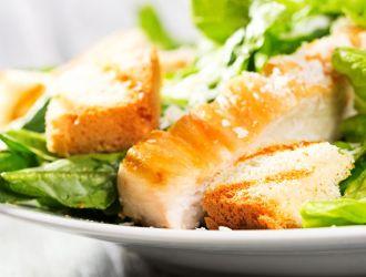 Salade poulet Ceasar