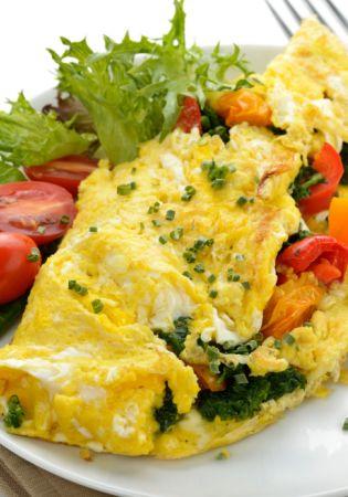 omelette conseil joel robuchon manger mieux fleury michon