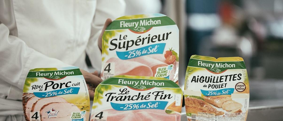 sel réduit charcuteries 40 ans manger mieux fleury michon