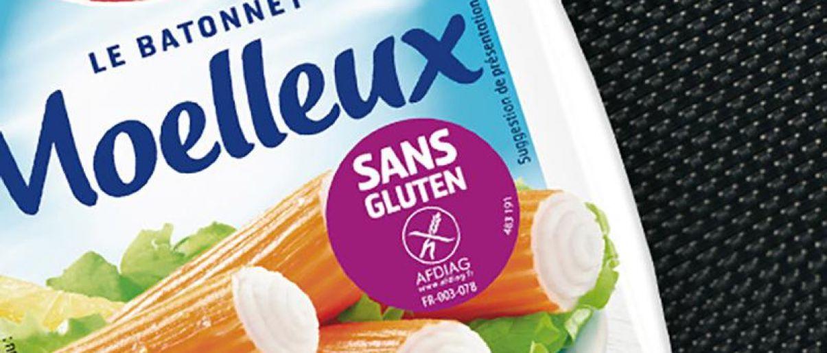 sans gluten surimi 2012 AFDIAG 40 ans manger mieux fleury michon