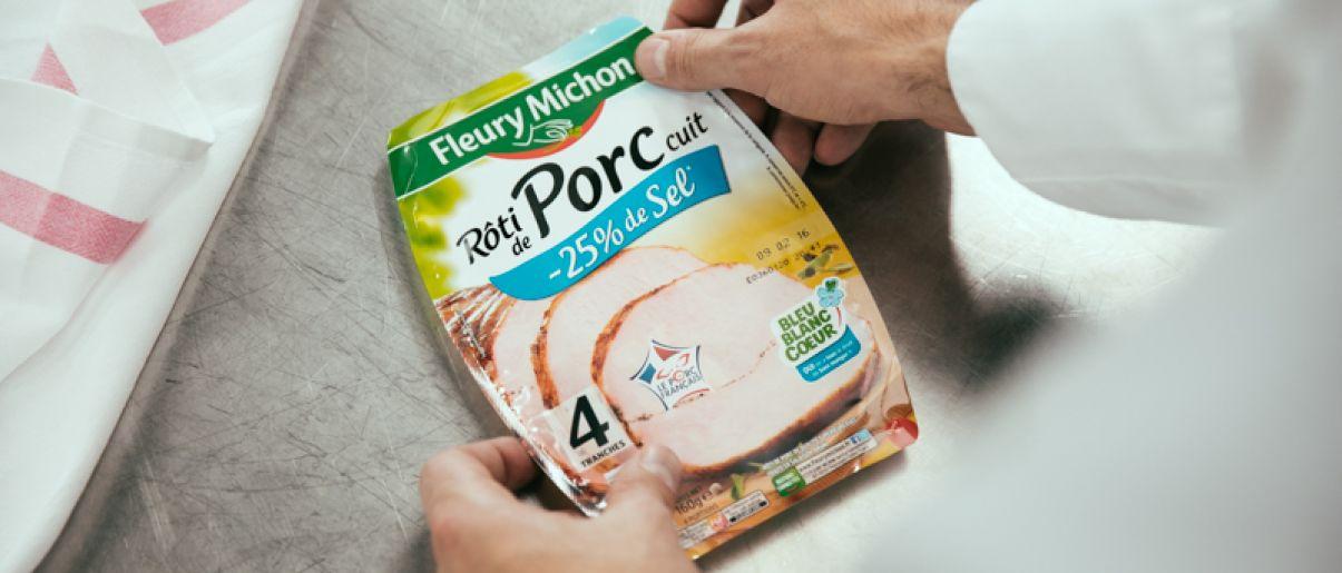 rôti de porc sel réduit pnns manger bouger 40 ans manger mieux fleury michon