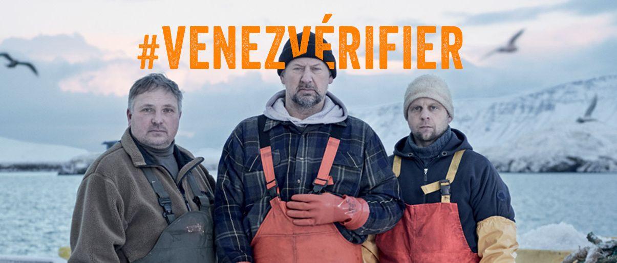 Première campagne #VenezVérifier