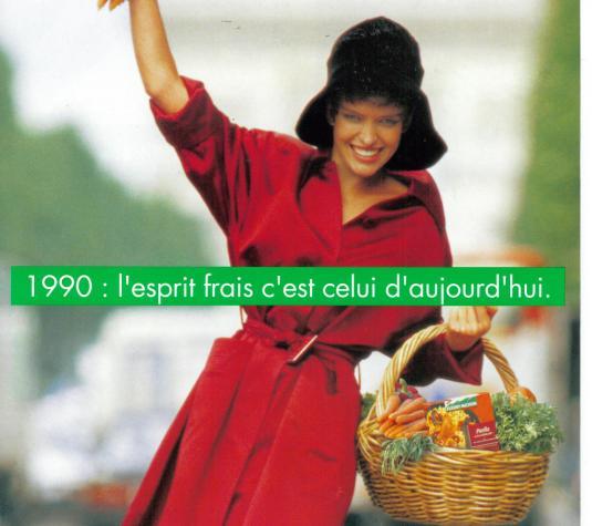 esprit frais 1990 fleury michon groupe histoire