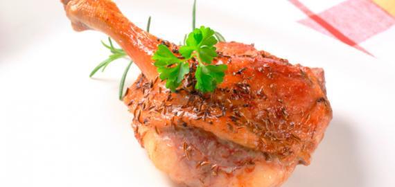 canard ingrédients autres viandes produits manger mieux fleury michon
