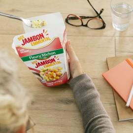 repas rapide produits manger mieux fleury michon