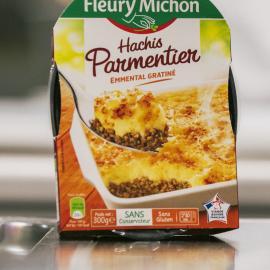 hachis parmentier origine france viande bovine française
