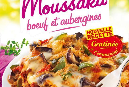 étiquetage ingrédients additifs moussaka plats cuisinés conseils manger mieux fleury michon