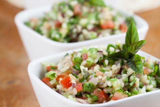 taboulet céréales réduire consommation viandes conseils nutrition manger mieux fleury michon