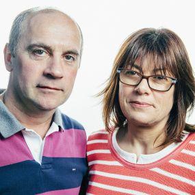 Isabelle et Didier éleveur j'aime Fleury Michon