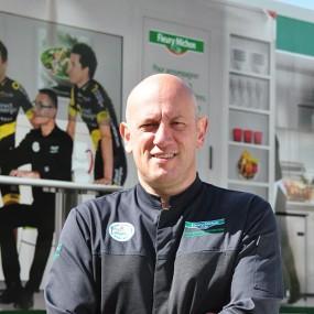 Christophe cuisinier Direct Energie