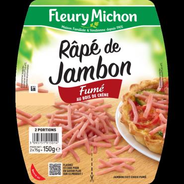 Râpé de jambon