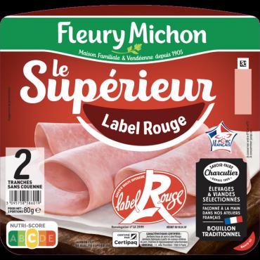 Jambon Le Supérieur Label Rouge