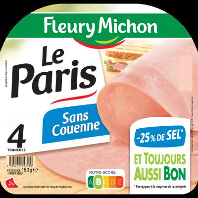 Le Jambon de Paris -25% de Sel