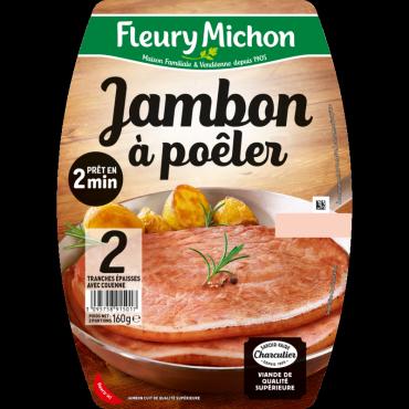 Jambon à poêler