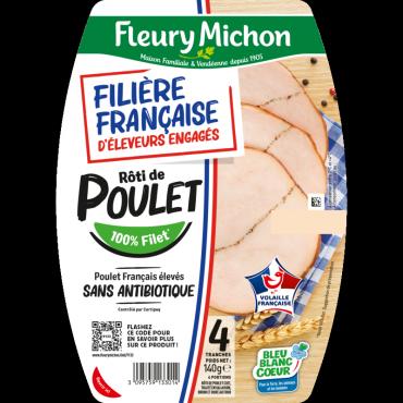 Roti de Poulet J'Aime