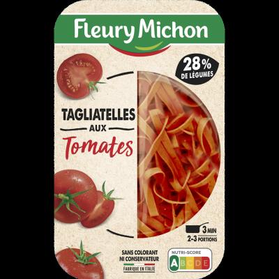 Tagliatelles aux tomates