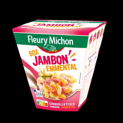 BOX JAMBON EMMENTAL (coquillettes jambon, emmental)