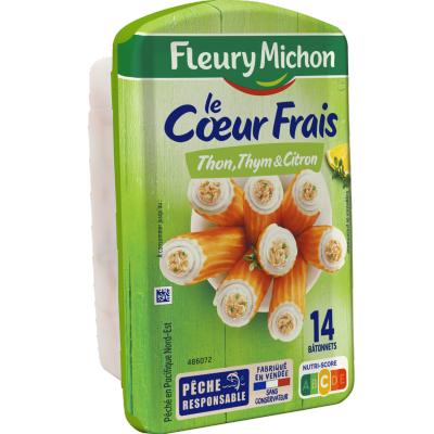 Le Coeur Marin thon thym citron