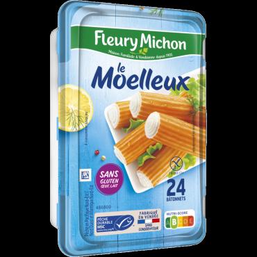 Le bâtonnet Moelleux sans gluten