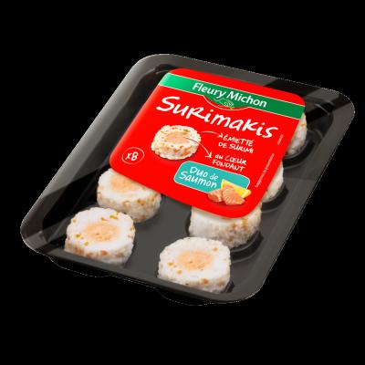 Surimakis : duo de saumon