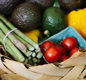 salade légumes crus conservation tour de main joël robuchon manger mieux fleury michon