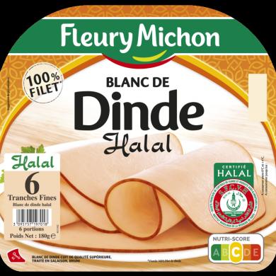 Manger de la viande halal dinde et poulet halal fleury - Cuisiner blanc de dinde ...