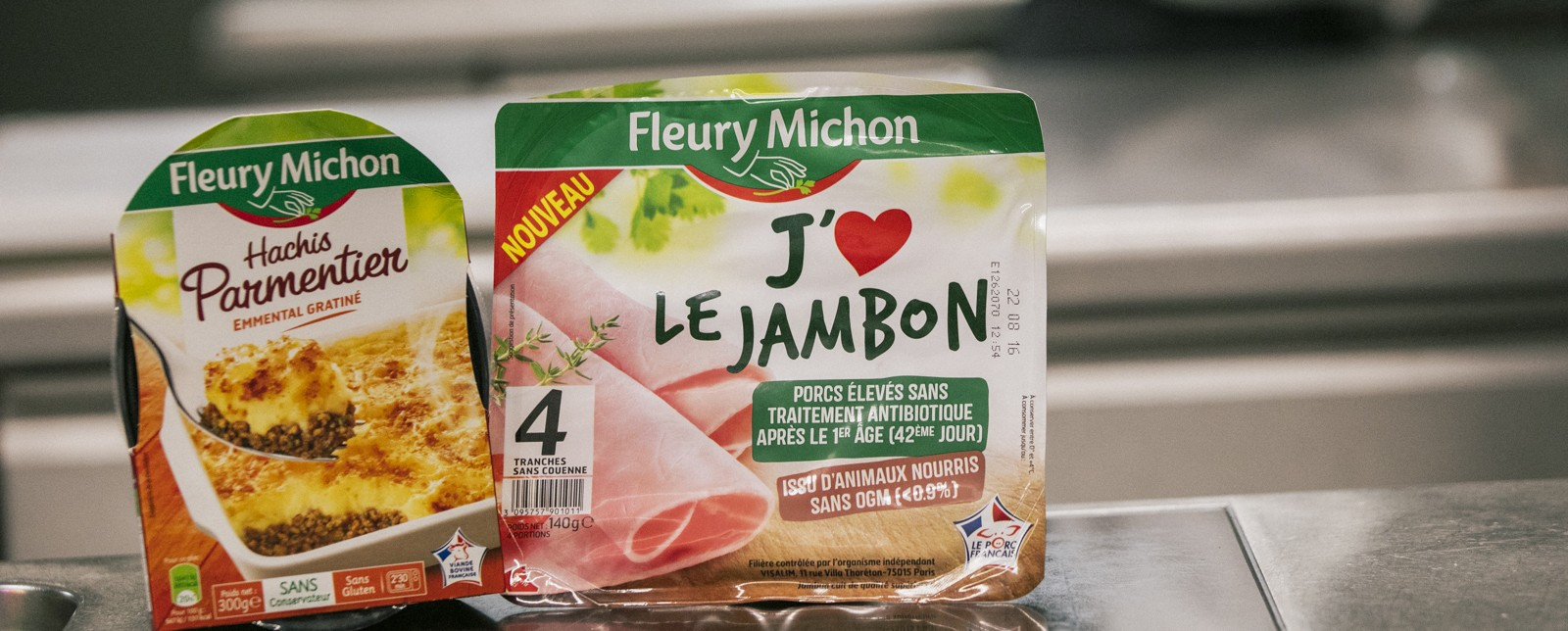 origine viande hachis parmentier venez vérifier fleury michon